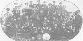 Musikkapelle Garsten 1937